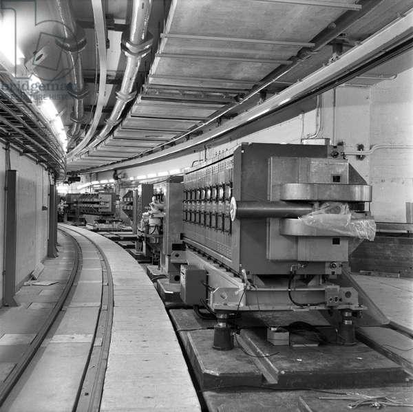 Switzerland Cern, 1959 (b/w photo)