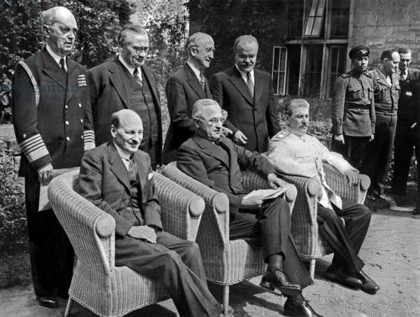 Conference de Potsdam