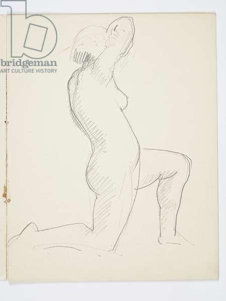 Sketchbook, n.d. (drawing)