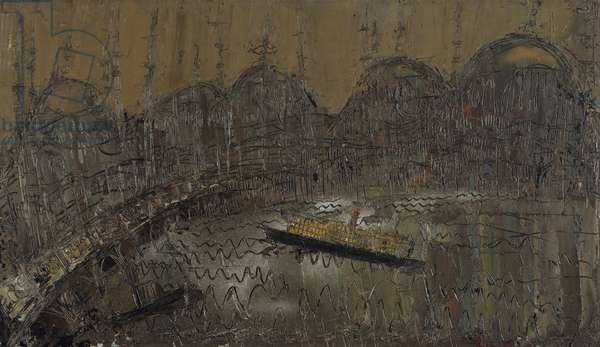 Istanbul No.2, 1953 (October) (painting)