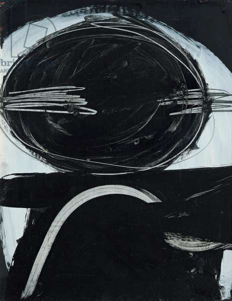 Design II, 1964 (17th March) (painting)
