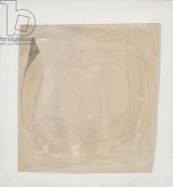 1958 (jug 'criss cross'), 1958 (drawing)
