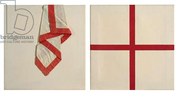 Flag, 1975 (circa) (painting)