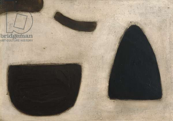 Message Obscure I, 1965 (painting)