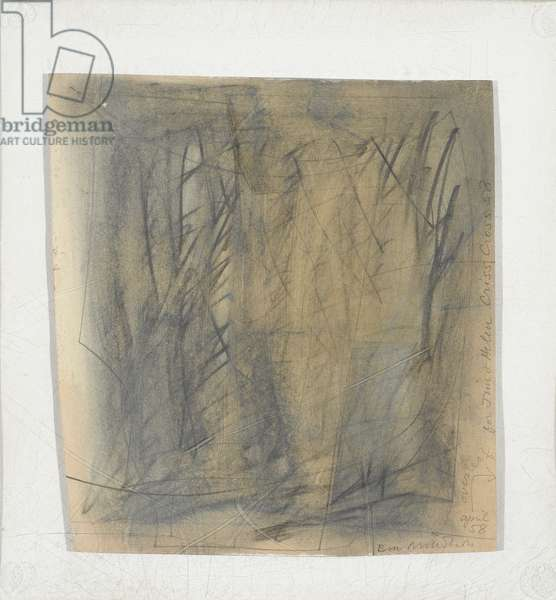 1958 (jug 'criss cross'), 1958 (drawing)