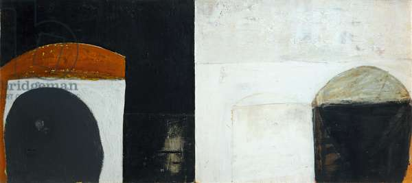 Male and Female, 1964 (January) (painting)