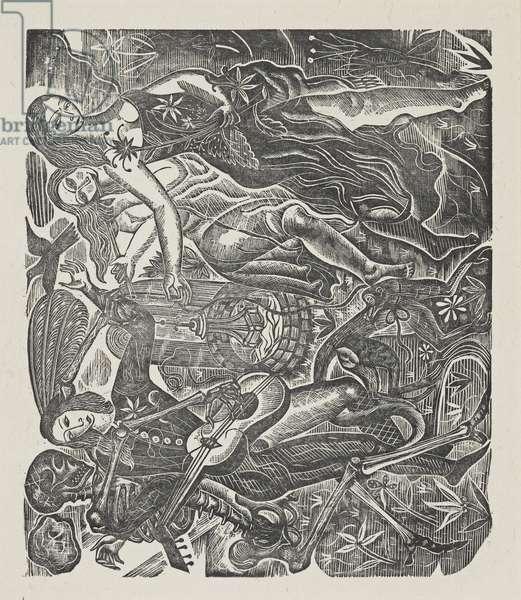 Everyman, 1929 (print)