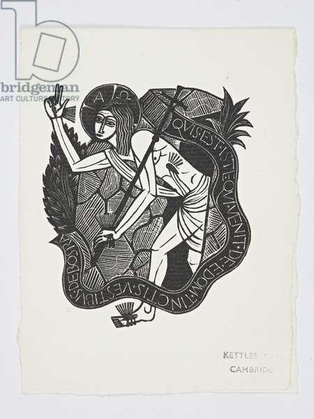 Resurrection of Christ, 1926 (print)