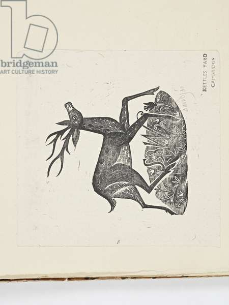Stag, 1930 (print)