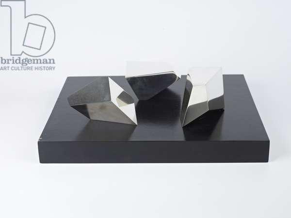 Group of Three Magic Stones, 1973 (sculpture)