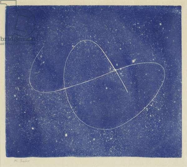 Opus 9 (W/E 57), 1957 (circa) (print)
