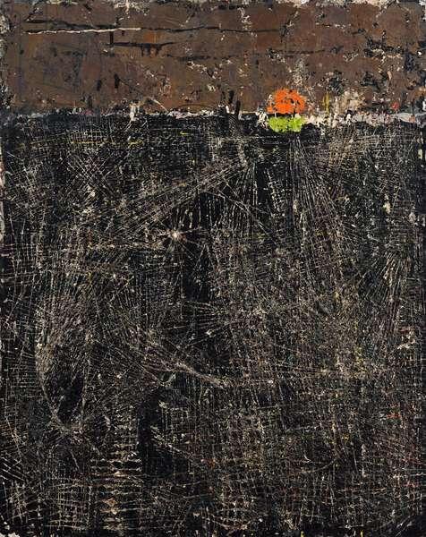 The Black City I (New York), 1949 (May) (painting)