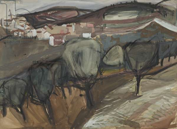 Settignano, n.d. (pre-1970) (drawing)