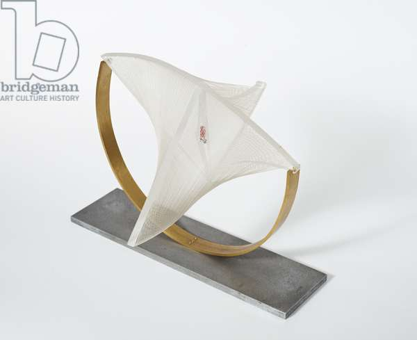 Construction in Space: Suspended, 1962 (sculpture)