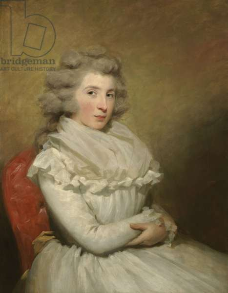 Portrait of Janet Anderson, late 1780s (oil on canvas)