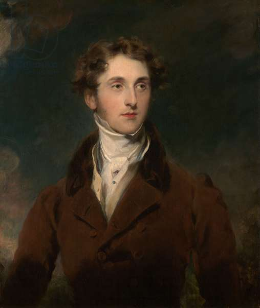 Portrait of Frederick H. Hemming, c.1824–25 (oil on canvas)