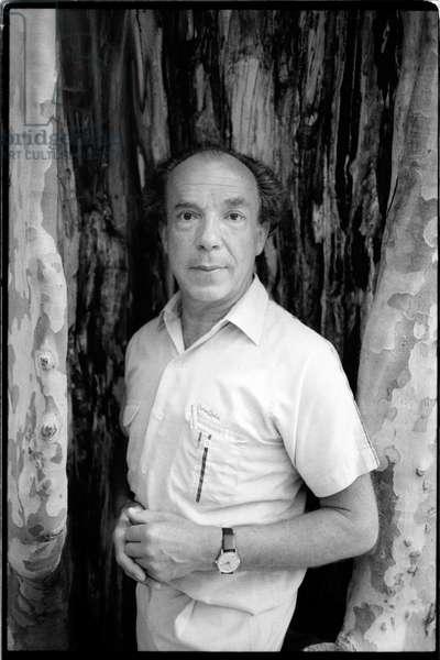 Paul Badura-Skoda, 21st century (b/w photo)