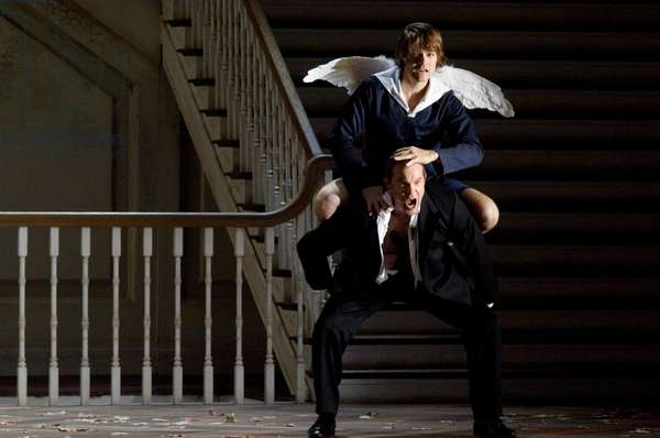 Cherubim & Conte Almaviva in The Marriage of Figaro