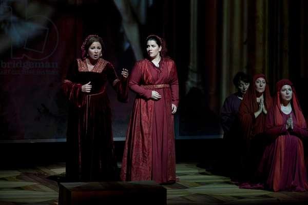 Il Trovatore, opera by Giuseppe Verdi, Salzburg Festival 2014