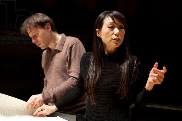 Unsuk Chin and Tito Ciccherini