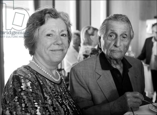 Hanna  & Michael Feingold