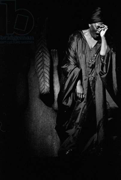 Jessye Norman, 1989