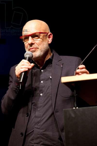 Brian Eno, November 2014