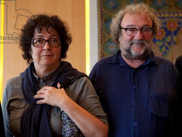 Anna Viebrock and  Christoph Marthaler