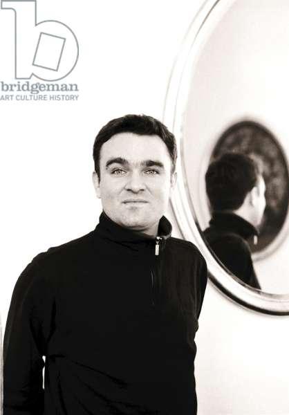 Jorg Widmann - portrait