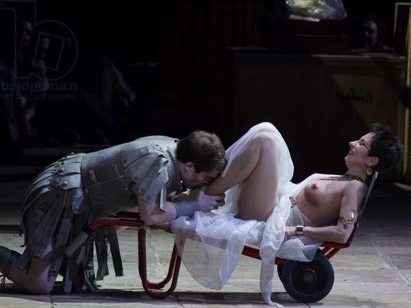 Gulio Cesare - opera by George Friedrich Handel