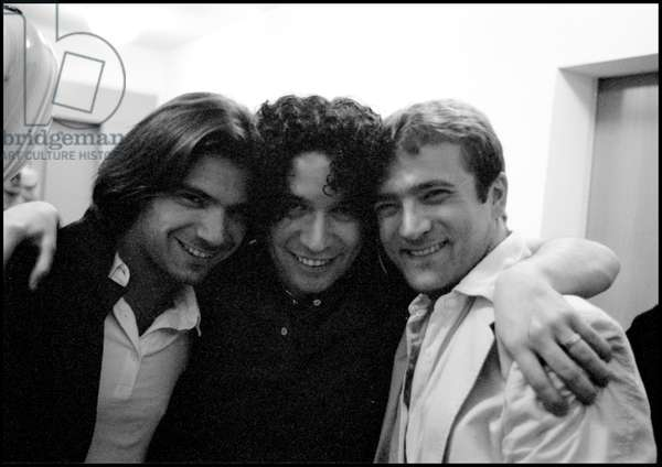 Gustavo Dudamel & Gautier et Renaud Capucon