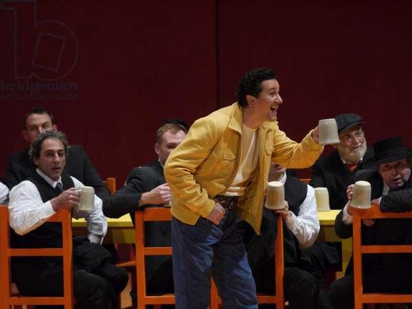 The Bartered Bride - opera by Smetana