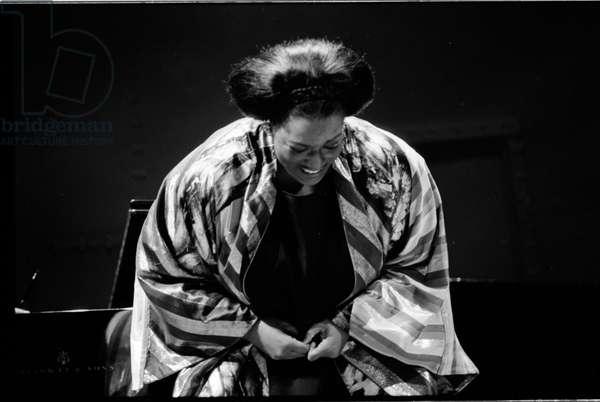 Jessye Norman, 1987