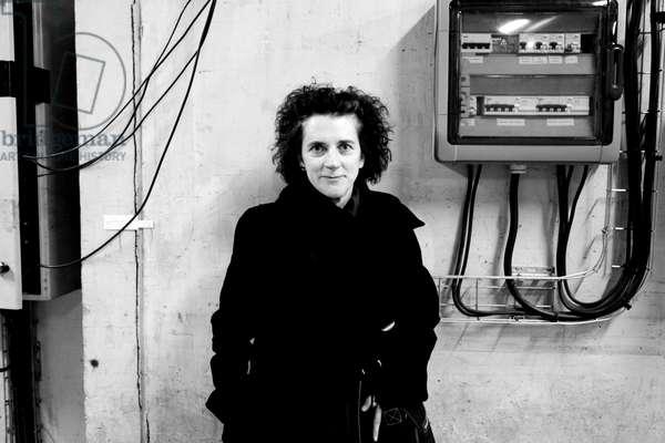 Olga Neuwirth at  Cité de la Musique,  Paris