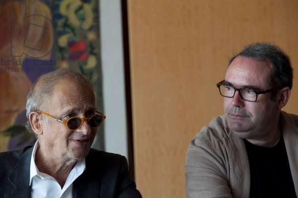 Luc Bondy and Marc-Andre Dalbavie, Salzburg Festival, 2014
