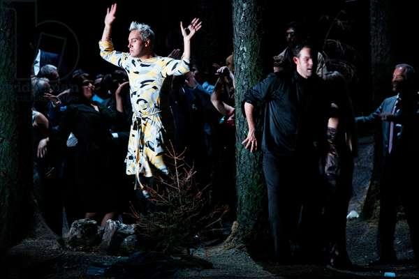 Don Giovanni by Mozart at the Salzburg Festival 2011 (photo)