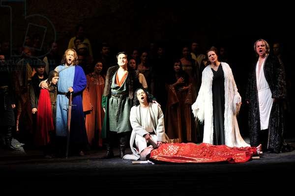 Macbeth - opera by Giuseppe Verdi