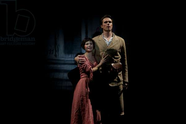 The magic flute by Mozart, directed by jean Christophe spinosi theatre des Champs Elysees, dec 2011 (photo)