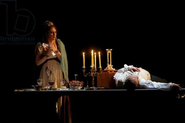 Tosca – opera by Giacomo Puccini