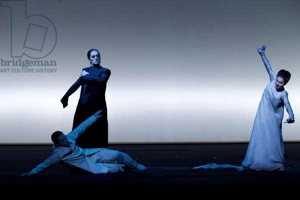 Pelleas et Melisande by Claude Debussy, February 2012