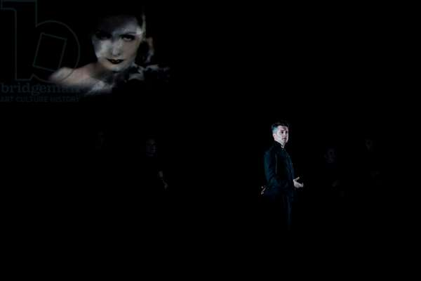 Manfred by Robert Schumann December 2013