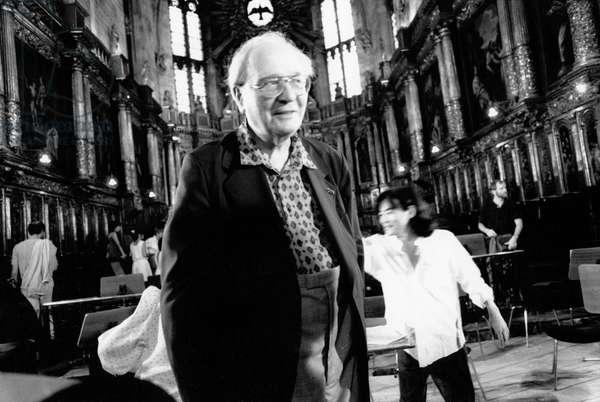 Olivier Messiaen - portrait