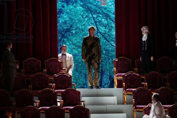 Jonas Kaufmann in Ariadne auf Naxos by Richard Strauss
