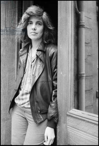 Susan Sontag in Paris, 1979