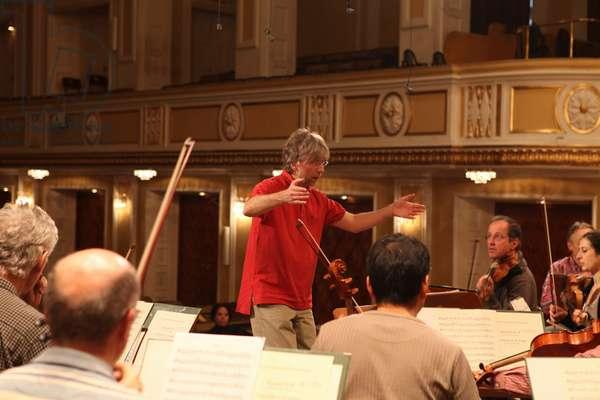 Giovanni Antonini at  Mozart Week