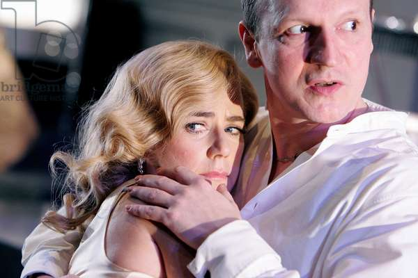 Timothy Walker as Ferdinand and Imogen Stubbs (photo)
