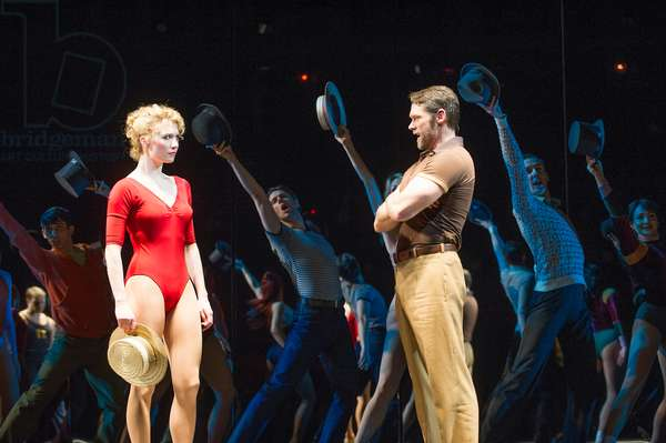 A Chorus Line - musical by Michael Bennett (photo)
