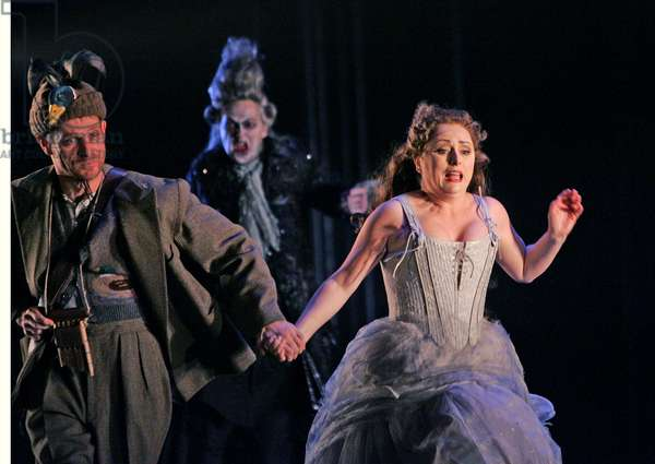 Die Zauberflöte / The Magic Flute - Opera by Wolfgang Amadeus Mozart (photo)