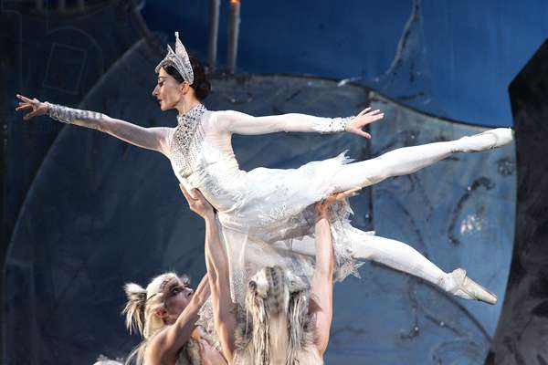 Daria Klimentova - in (photo)