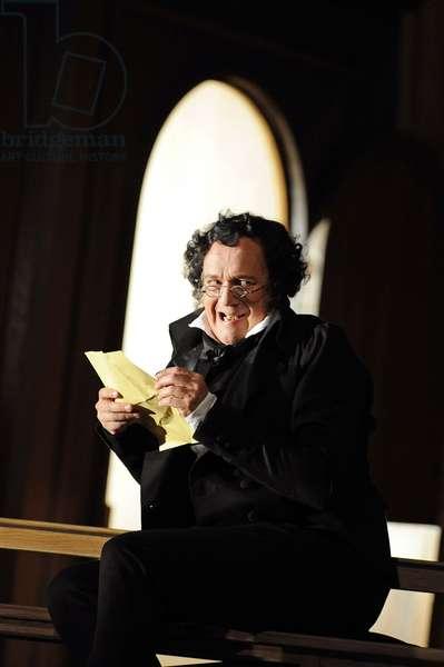Die Meistersinger von Nürnberg, opera by R. Wagner (photo)